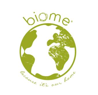 Biome Logo - homepage